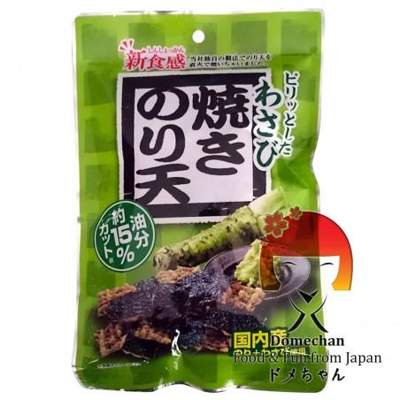 Potato chips seaweed battered with wasabi 50 g Daiko Foods RBW-99666582 - www.domechan.com - Japanese Food
