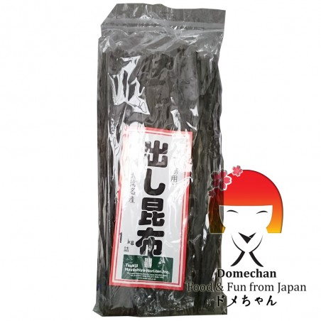 Kombu seaweed - 1 kg Hayashiya Nori Ten RKY-46397563 - www.domechan.com - Japanese Food