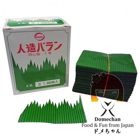 Baran decorator separator in plastic - 42x75 mm Osakaya RPR-76694263 - www.domechan.com - Japanese Food