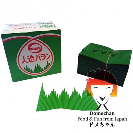 Baran decoratore separatore in plastica - 47x90 mm Osakaya RQW-58959352 - www.domechan.com - Prodotti Alimentari Giapponesi