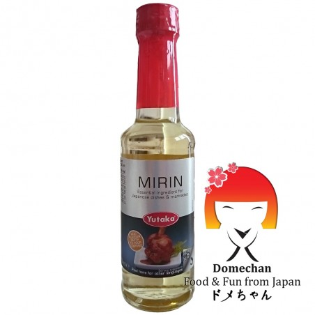 El Mirin, el sake, la cocina dulce no alcohólicas - 150 ml Domechan RTK-64487797 - www.domechan.com - Comida japonesa