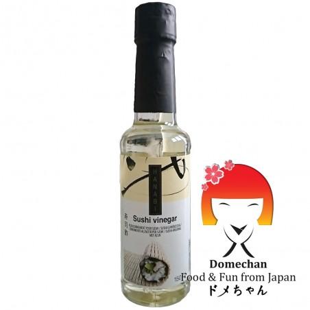 Aceto di riso sushi su - 150 ml Mizkan RUW-98383777 - www.domechan.com - Prodotti Alimentari Giapponesi