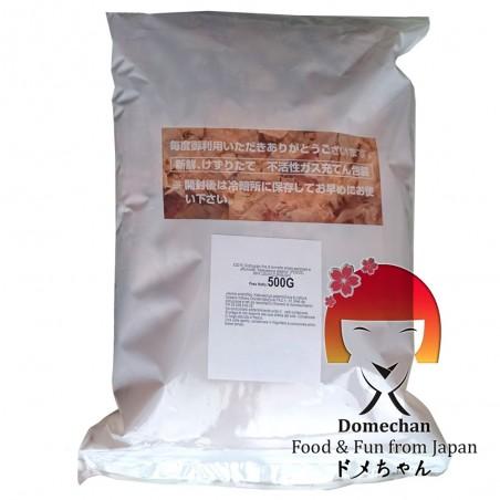 Katsuobushi bonito corte medio (bonito es hojuelas) - 500 g Makurazaki SDY-79892967 - www.domechan.com - Comida japonesa