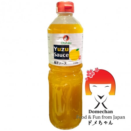 Otafuku Sauce Yuzu - 1 L Otafuku SGY-57529429 - www.domechan.com - Japanese Food