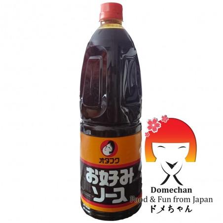 ソースお多福のお好み焼き-2.1Kg Otafuku SPX-39555434 - www.domechan.com - Nipponshoku