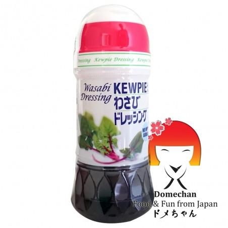 Sauce dressing kewpie wasabi - 159 ml Kewpie TAY-97283225 - www.domechan.com - Japanese Food