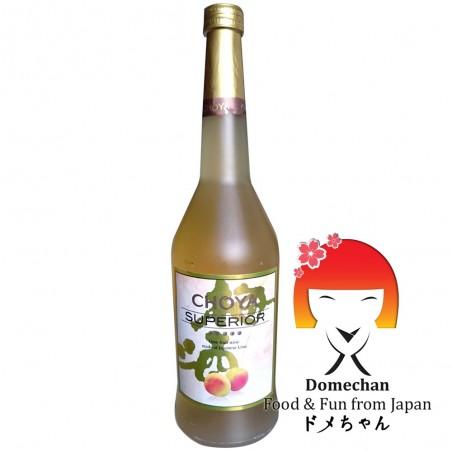 Choya umeshu nuevo superior - 750 ml Choya SSY-64746545 - www.domechan.com - Comida japonesa