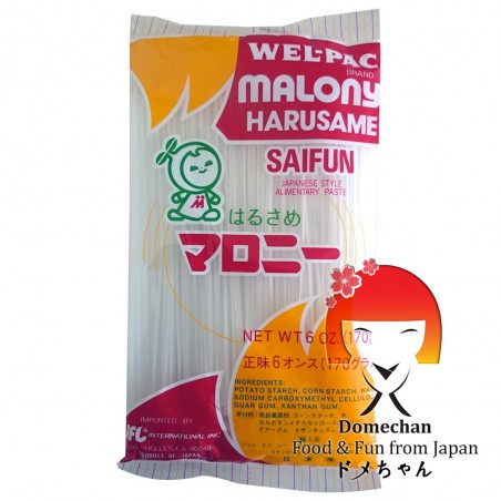 Malony noodle di fecola di patate - 170 g Kawada TFW-56682387 - www.domechan.com - Prodotti Alimentari Giapponesi