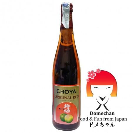 Choya umeshu extra shiso - 750 ml Choya TFY-74567436 - www.domechan.com - Japanisches Essen