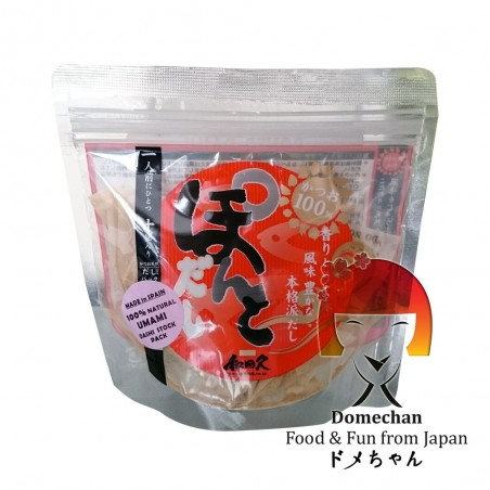 Dashi ponto in sachets (seasoning for broth) - 30 g Ajinomoto THY-74875329 - www.domechan.com - Japanese Food