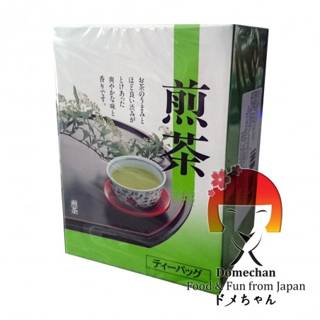 Te sencha in filtri - 40 g Hayashiya Nori Ten TMB-59942439 - www.domechan.com - Prodotti Alimentari Giapponesi