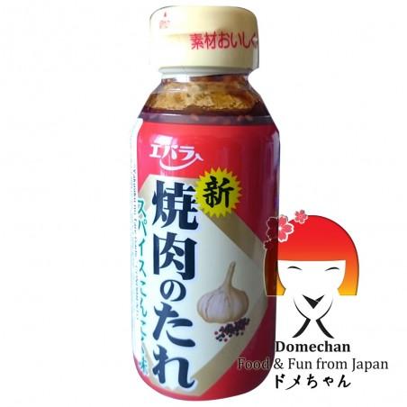 Sauce yakiniku - 180 ml Ebara TNY-68228332 - www.domechan.com - Japanisches Essen