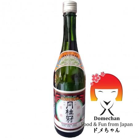 Gekkeikan sake traditional - 750 ml Gekkeikan TZL-66337884 - www.domechan.com - Prodotti Alimentari Giapponesi