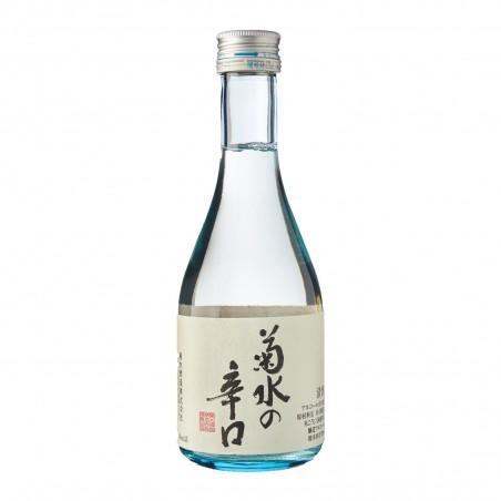 Sake Honjozo Kikusui no Karakuchi - 300 ml Kikusui UDY-22626246 - www.domechan.com - Japanese Food