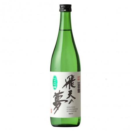 Sake Dewatsuru Junmai Daiginjo Hiten No Yume - 720 ml Akitaseishu UEW-34535867 - www.domechan.com - Japanese Food