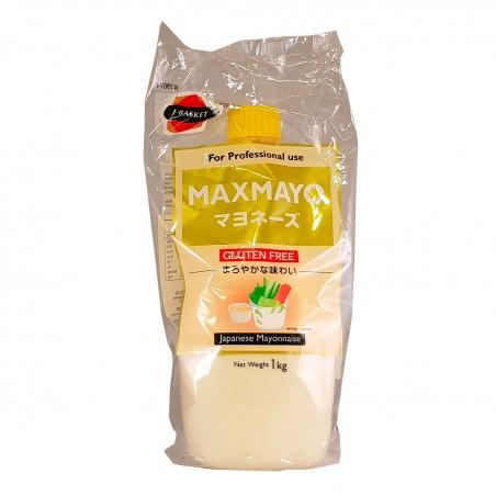 Maxmayo maionese senza glutine - 1 kg J-Basket UKY-49479645 - www.domechan.com - Prodotti Alimentari Giapponesi