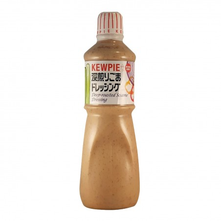 Salsa-dressing mit sesam kewpie - 1 L Kewpie TXS-09849441 - www.domechan.com - Japanisches Essen