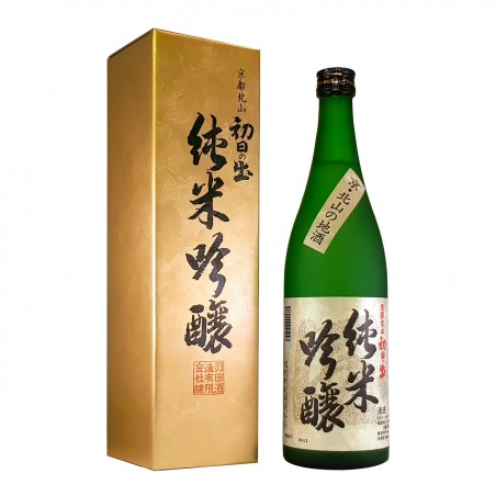 Sake Kitaya Daiginjo Gokugin - 720 ml Kitaya OPQ-73064422 - www.domechan.com - Japanisches Essen