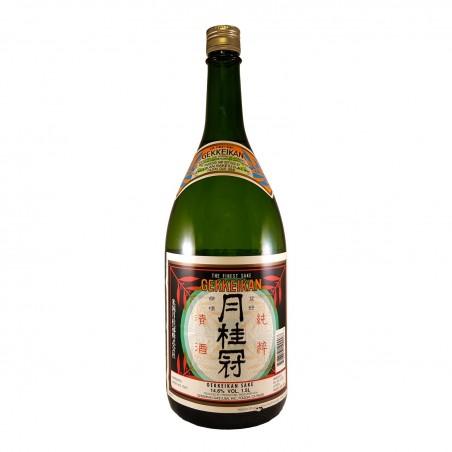 Gekkeikan sake traditional - 1,5 l Gekkeikan UTR-35794699 - www.domechan.com - Prodotti Alimentari Giapponesi