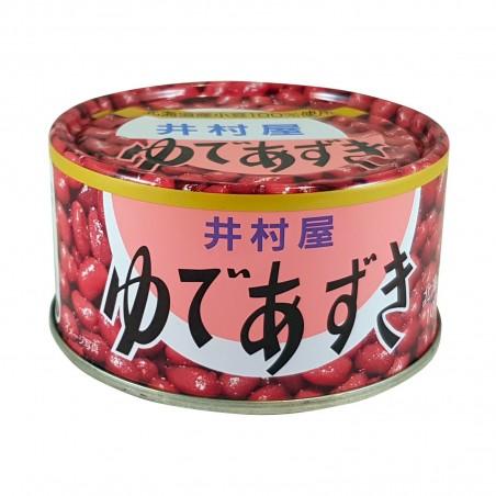 Anko yude azuki beans jam red - 210 g K&K BDY-45234288 - www.domechan.com - Japanese Food