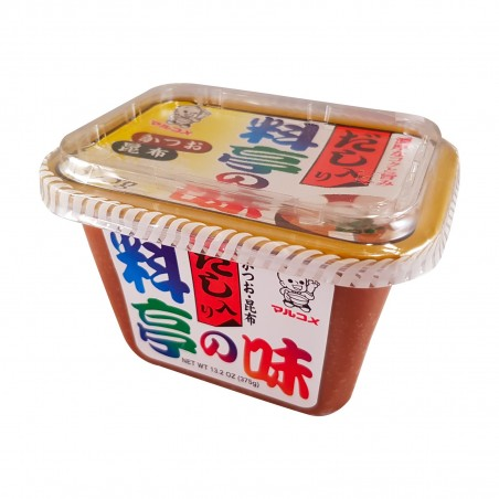 だしは、料亭の味噌375g Marukome NNW-78442685 - www.domechan.com - Nipponshoku