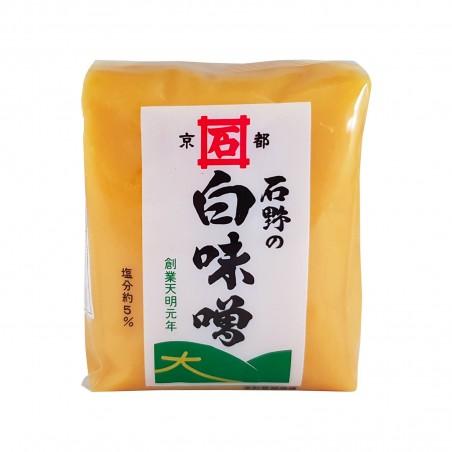 Miso bianco ishino saikyo - 500 g Domechan QQY-89972358 - www.domechan.com - Prodotti Alimentari Giapponesi