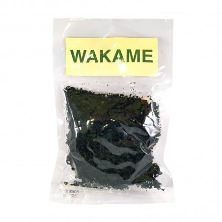 Dried wakame seaweed - 50 g Hayashiya Nori Ten GBW-69299698 - www.domechan.com - Japanese Food