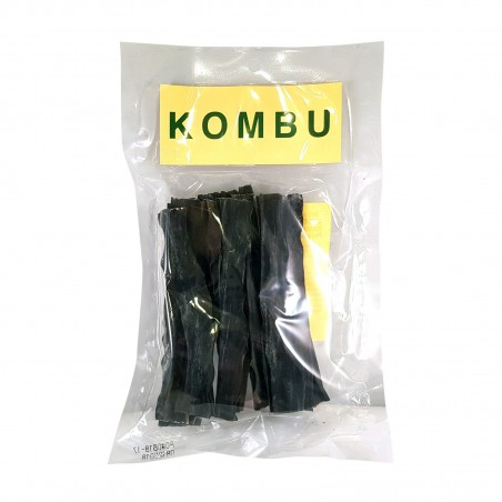 Alga laminaria kombu essiccata - 30 g Hayashiya Nori Ten GCY-72836865 - www.domechan.com - Prodotti Alimentari Giapponesi