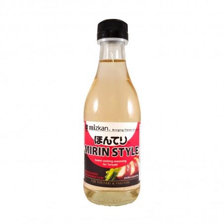 Honteri mirin sake dolce da cucina - 250 ml Mizkan JAW-47833497 - www.domechan.com - Prodotti Alimentari Giapponesi