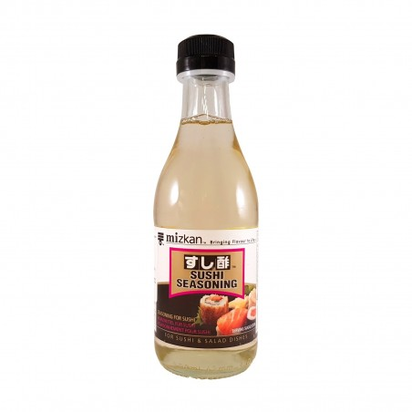 Rice vinegar sushi su - 250 ml Mizkan DCY-64773893 - www.domechan.com - Japanese Food