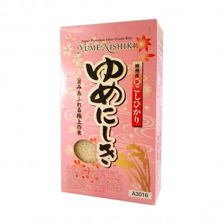 Riz pour sushi koshihikari yume nishiki - 1 kg JFC APD-94427983 - www.domechan.com - Nourriture japonaise