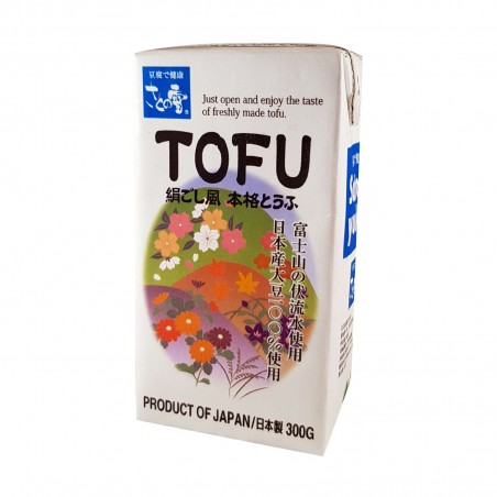 Shiki-tofu - 300 grammes Satonoyuki CCW-24992577 - www.domechan.com - Nourriture japonaise