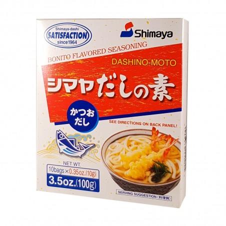Dashino-素粒状(味付けのための出汁)-100g Ajinomoto WNY-80757251 - www.domechan.com - Nipponshoku