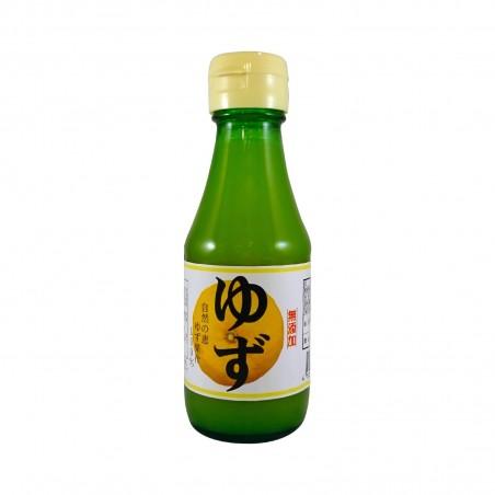 "Muttenkaジュースの""ゆず""-150ml Chitosemura Nousankakou UWY-87775942 - www.domechan.com - Nipponshoku"