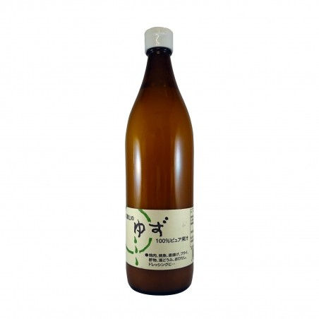 Juice of yuzu - 900 ml Sasu UXX-69879276 - www.domechan.com - Japanese Food
