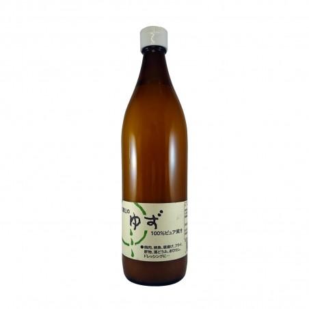 Saft der yuzu - 900 ml Sasu UXX-69879276 - www.domechan.com - Japanisches Essen