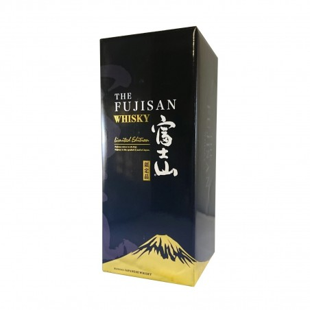 The fujisan whisky - 700 ml San Foods VDY-64469463 - www.domechan.com - Prodotti Alimentari Giapponesi
