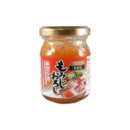 Daikon grated with carrot and red pepper - 75 g House Foods VGW-37326937 - www.domechan.com - Japanese Food