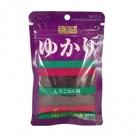 The leaves of shiso japanese - 26 g Mishima VFY-98952824 - www.domechan.com - Japanese Food