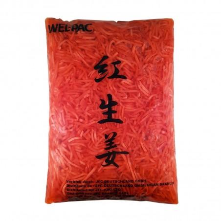 ベニショガ(赤い生姜) - 1.5キロ Wel Pac PDY-28387292 - www.domechan.com - Nipponshoku
