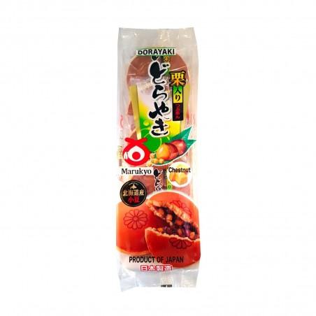 Dorayaki mit kastanien - 320 g Marukyo VKY-88925759 - www.domechan.com - Japanisches Essen