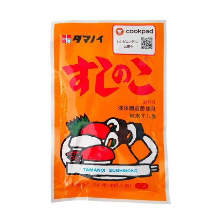 Aceto sushi su tamanoi in polvere - 75 g Tamanoi LLY-73258637 - www.domechan.com - Prodotti Alimentari Giapponesi