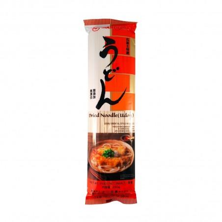 Udon noodles - 250 g Marufuji BCW-95452365 - www.domechan.com - Japanese Food