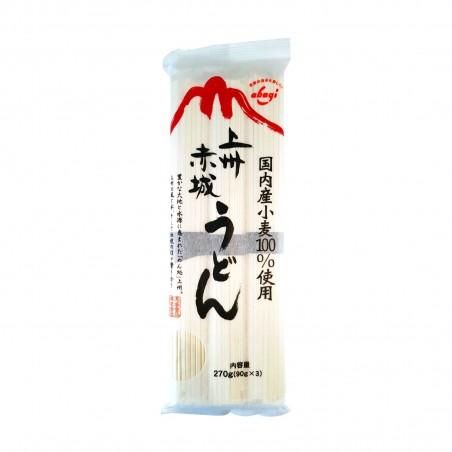 Udon noodle - 270 g Akagi NPD-27734835 - www.domechan.com - Prodotti Alimentari Giapponesi