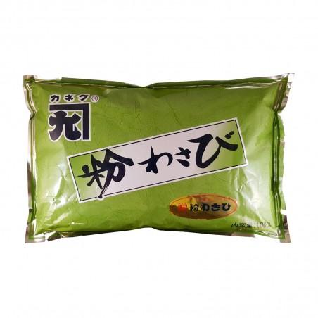Kona Wasabi powder, kaneku - 1 kg Kinjirushi Kona TSY-53842329 - www.domechan.com - Japanese Food