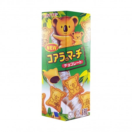 Lotte Koala's March al cioccolato - 37 g Lotte YYY-32232057 - www.domechan.com - Prodotti Alimentari Giapponesi