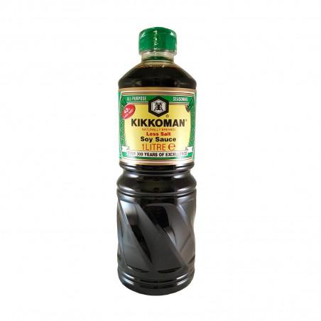 Soy sauce from kikkoman genen - 1 l Kikkoman TUW-67247896 - www.domechan.com - Japanese Food