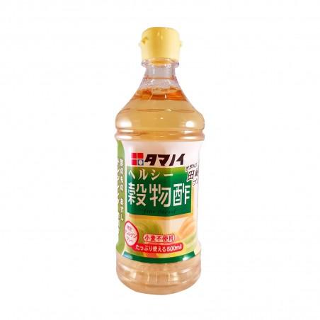 Kokumotsu tamanoi rice vinegar - 500 ml Tamanoi HLY-93322759 - www.domechan.com - Japanese Food