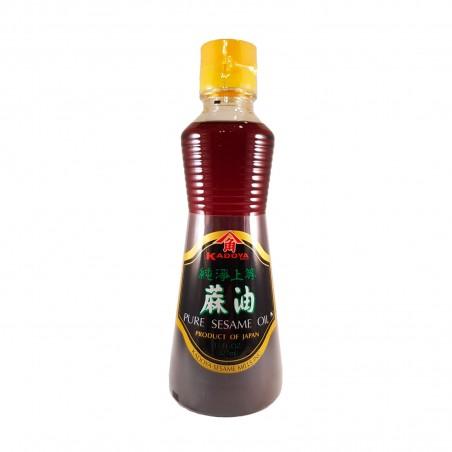 Sesamöl - 327 ml Kadoya SZR-69463828 - www.domechan.com - Japanisches Essen