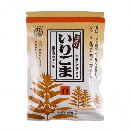 White sesame - 65 gr Kuki AYY-48247229 - www.domechan.com - Japanese Food